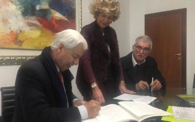 22 gennaio 2019 – Firmato l'atto di Fusione